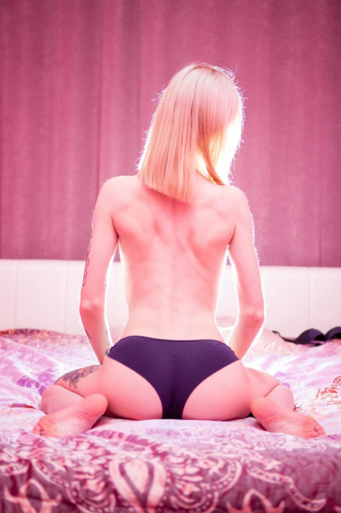 Escort in Moscow - Vitalina