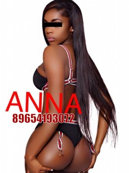 ANNA - Service Lesbian show Moscow