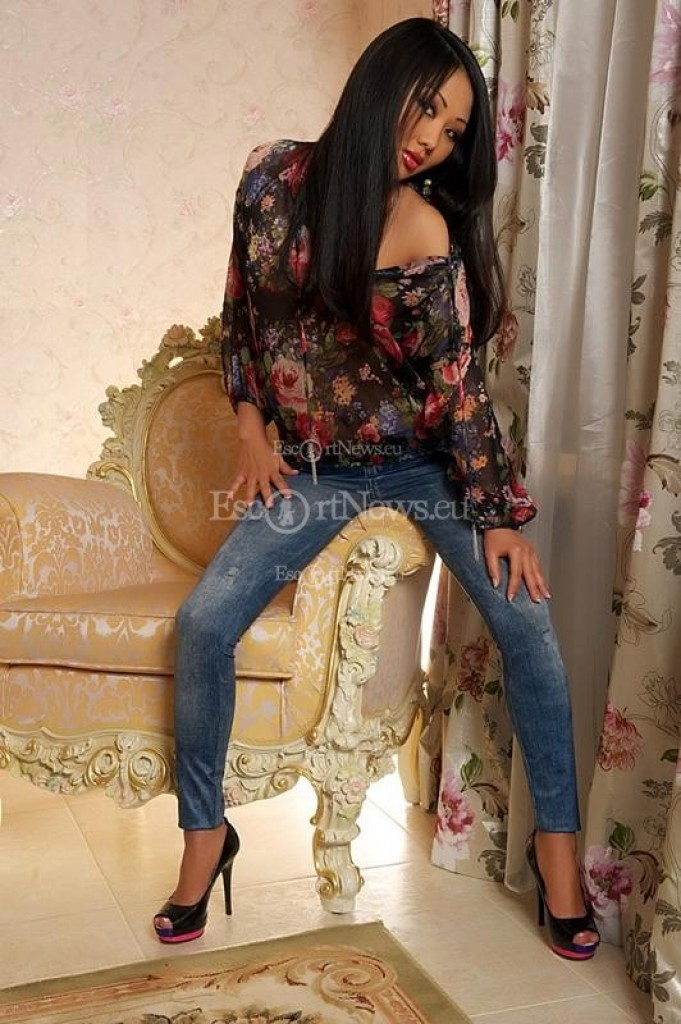Escort in Moscow - Luly_E