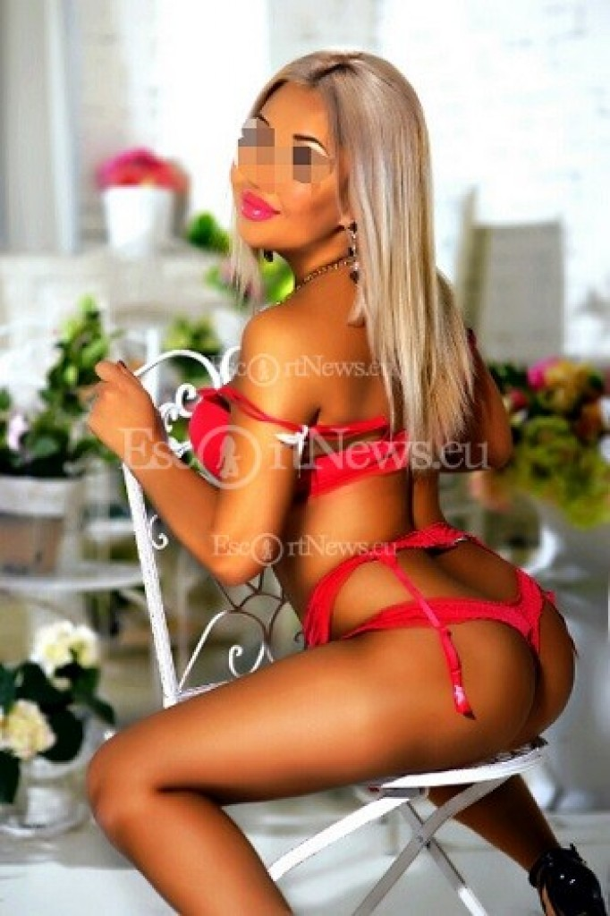 Escort in Moscow - LINA