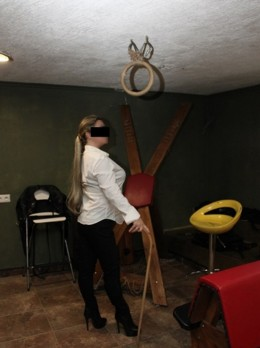 Misstres Alisa - Service Spanking (give) Moscow